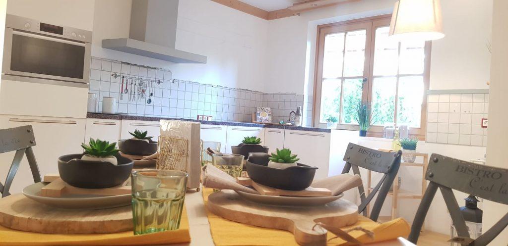 home staging küche neu